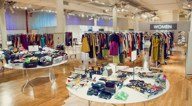 Gilt City Warehouse Sale1