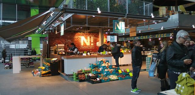 Rob Baan's Natuurlijk in de Markthal Rotterdam