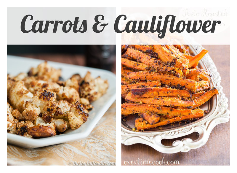 Carrots-cauliflower