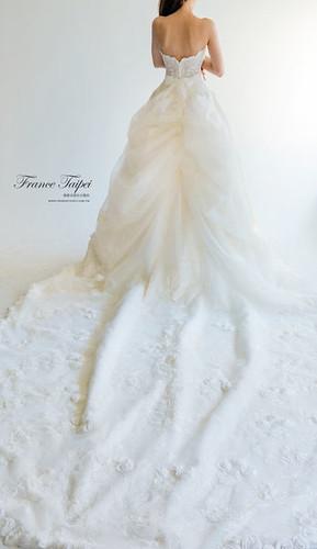 高雄婚紗推薦_高雄法國台北_新娘白紗款式 (2)