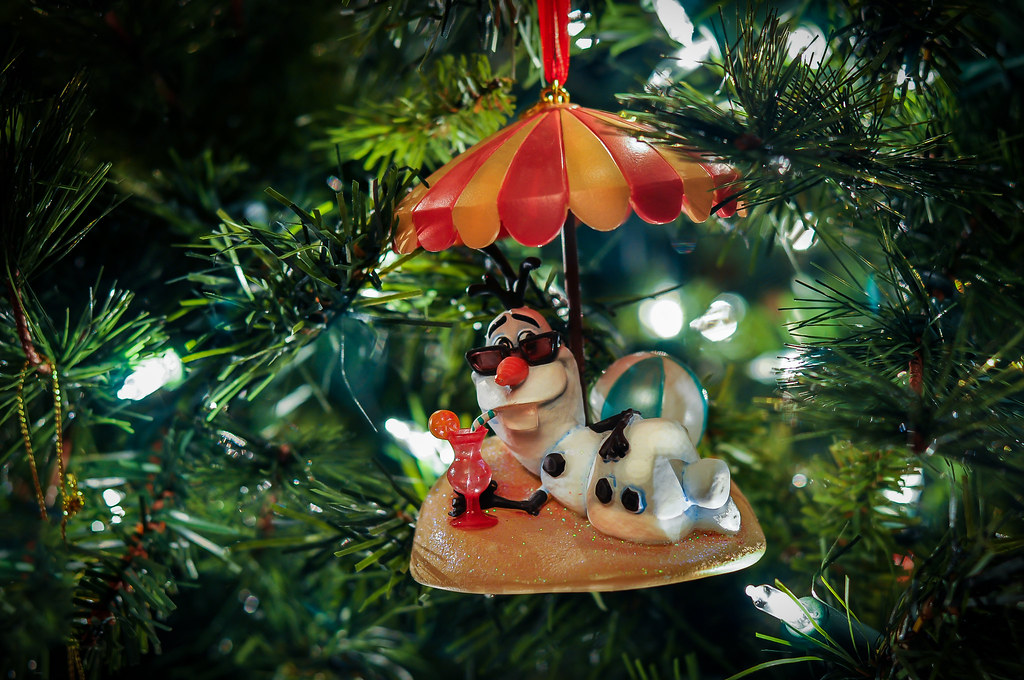 Olaf Christmas Trees.Olaf In The Christmas Tree Had Some Fun Shooting The Chris