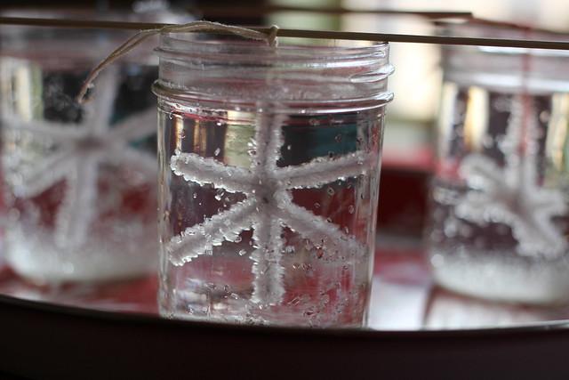 Crystal Snowflakes 11