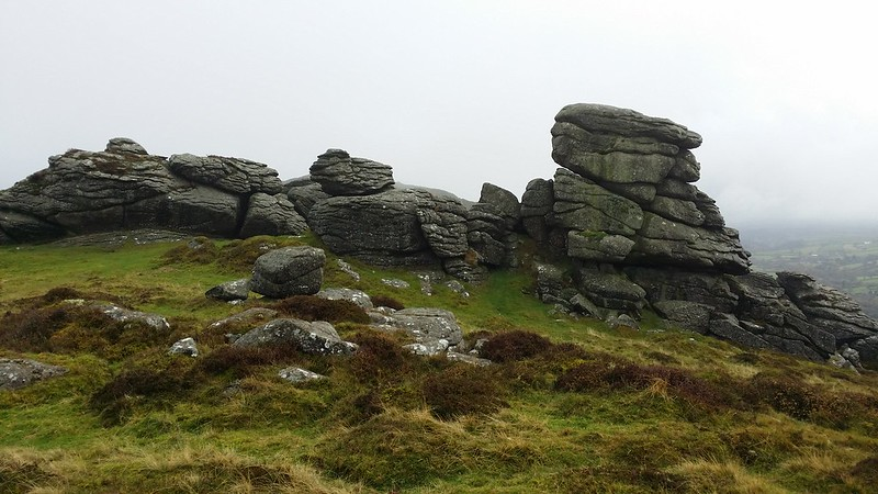 Honeybag Tor #dartmoor #sh