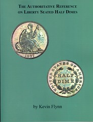 Liberty Seated Half Dimes book cover