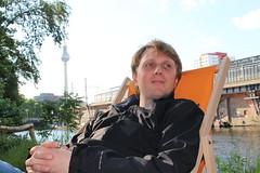 Freifunk Wireless Community Weekend, at c-base Berlin 2014