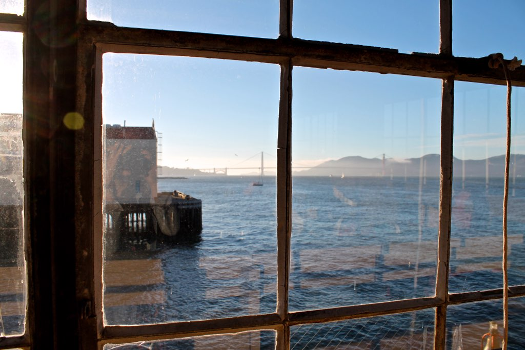 San Francisco Marina #travel via The Caffeinated Closet