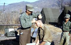 Feltpresten er frisør (1952)