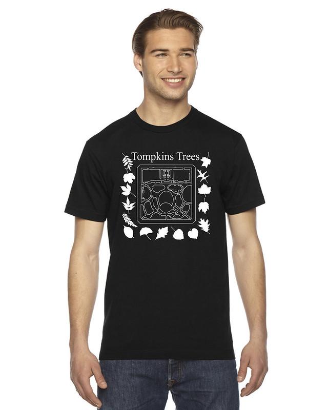 Tompkins Trees Tee Shirt