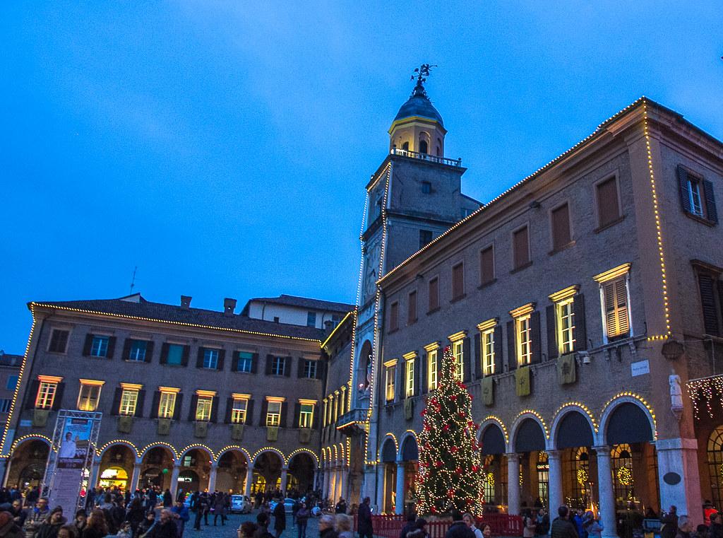 Advent in der Emilia Romagna