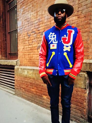 Street Fashion J