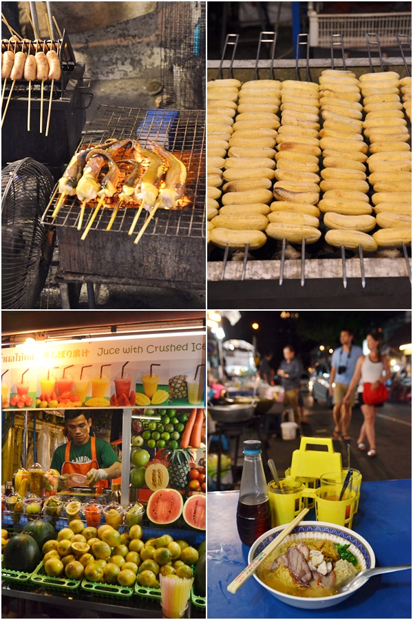 Various Street Food @ Sukhumvit Soi 38