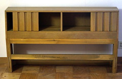 shelf, furniture, sideboard,