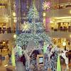 #christmasiscrazy @metropolisatmetrotown