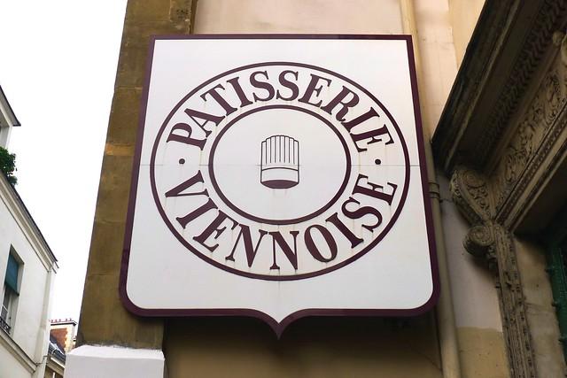 La Pâtisserie Viennoise, Paris La Pâtisserie Viennoise,