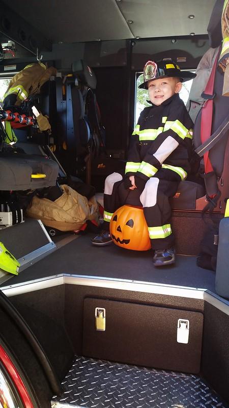cutest firefighter ever!!