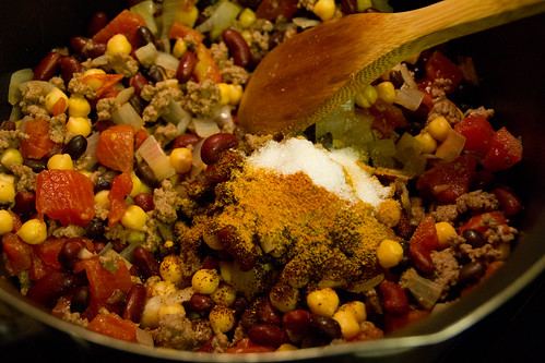 One Pot Chili