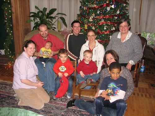 2014 family Christmas