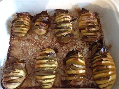 Pommes de terre au laurier