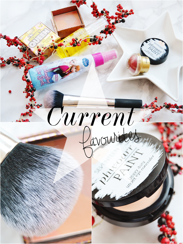 current-beauty-favourites