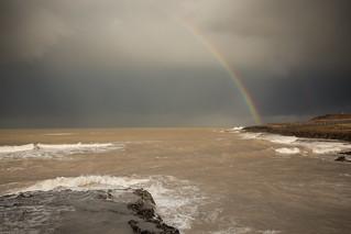 Rainbow on Temara x2 ;)