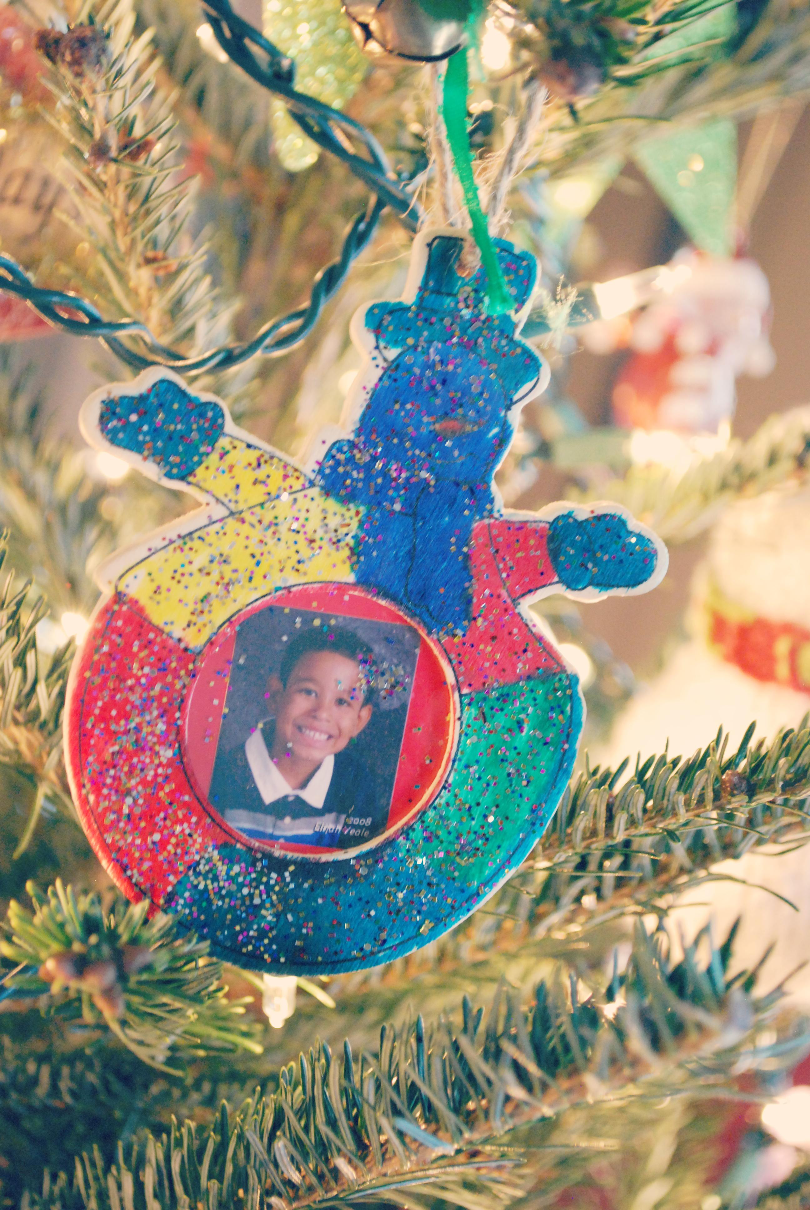 elijah ornament