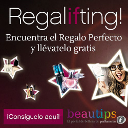 Beautips concurso Regalifting