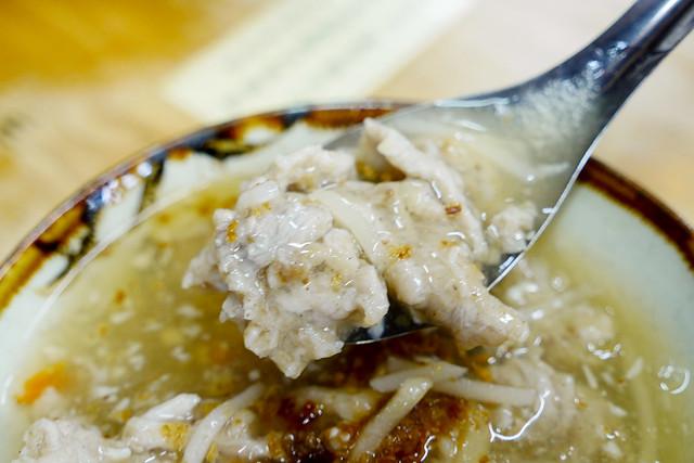 [宜蘭 宜蘭市]–味道最清的蒜味肉羹–宜蘭蒜味肉羹魯肉絲專賣店