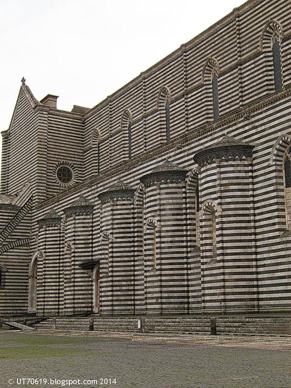 Dom Fassade, Orvieto