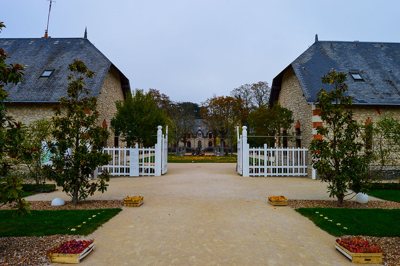 Castle Chaumont Grounds