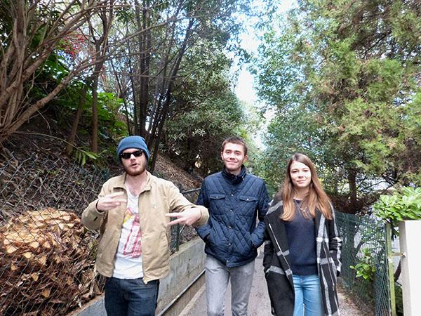 les trois cousins