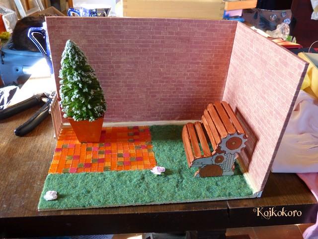 Les 3 Dames ~ meubles pour poupées : Fauteuil SD 16059291077_dd7f8d7f83_z