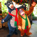 Baloo and King Louie