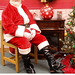 NC Santa Visit 2014