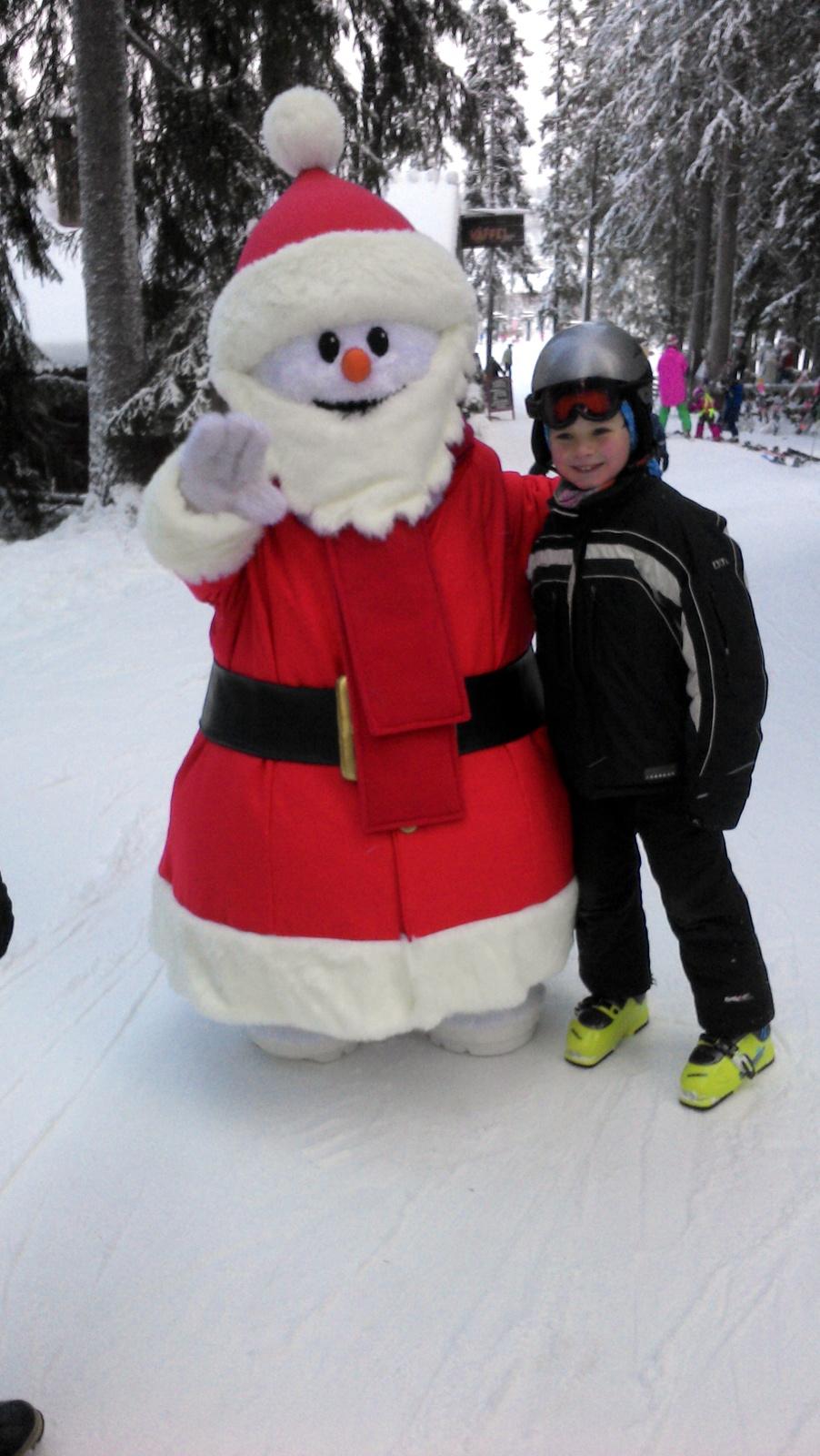 Jul i Sälen 2014