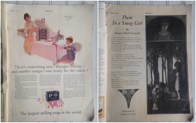 Magazine Monday 1928 Delineator1