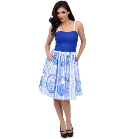 UV bernie dexter varick dress