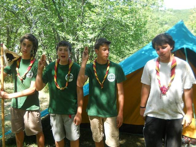 Campo Mam 2011 - 2012