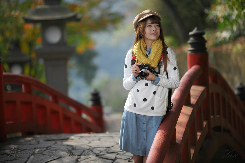 旅の写真オフ pentax 小公主