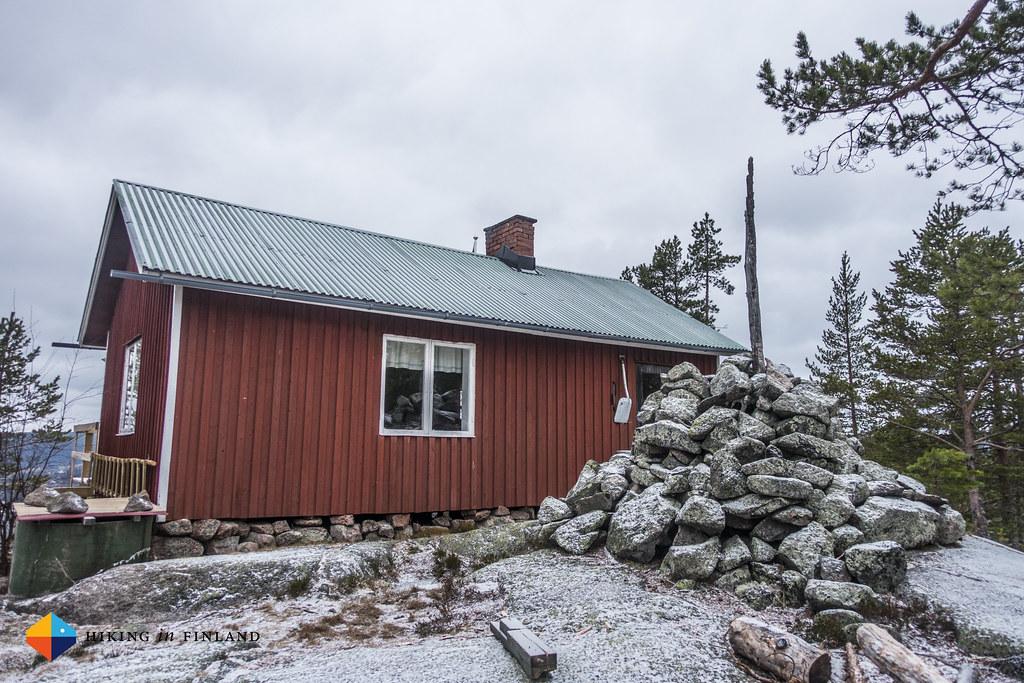 Gårdberget Stugan
