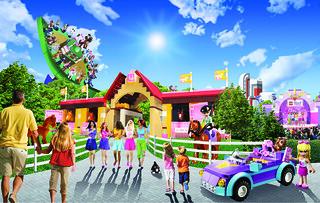 LEGOLAND FLORIDA HOTEL & HEARTLAKE CITY