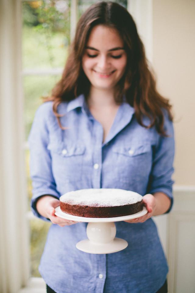 Rachel Phipps Chocolate Cake by Sorella Muse Photography