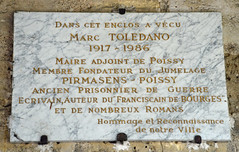 Photo of Marble plaque № 39120