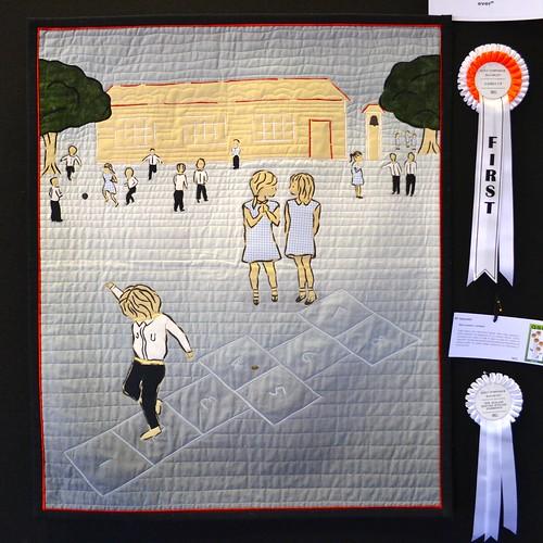 Hopscotch - Alison Laurence