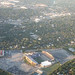 Rice Stadium from the Air