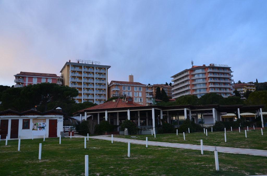 3 places to visit in Slovenia - Portoroz