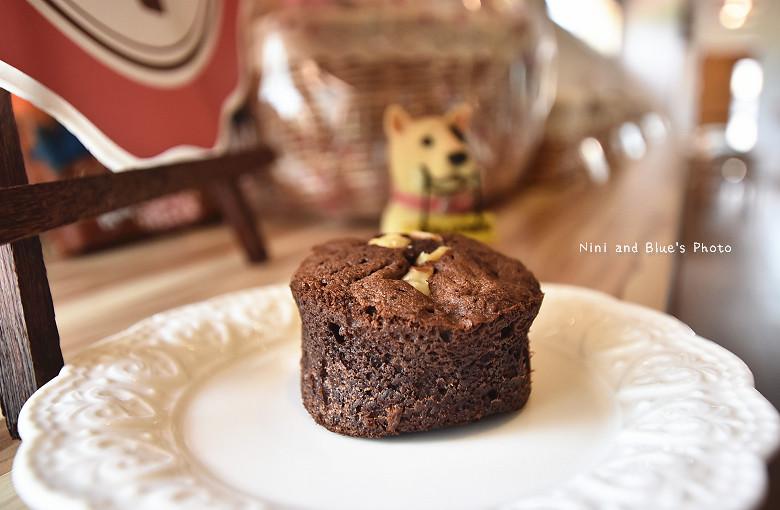 彰化和美DeerHer手工餅乾喜餅不限時插座咖啡甜點16