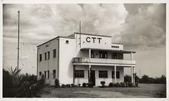Edifício da estação dos CTT em Portugália, Luanda