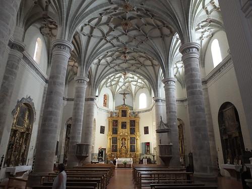 Iglesia de la Asunción de Nuestra Señora - Interior