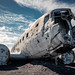 DC3 Wreck by papedo_pp