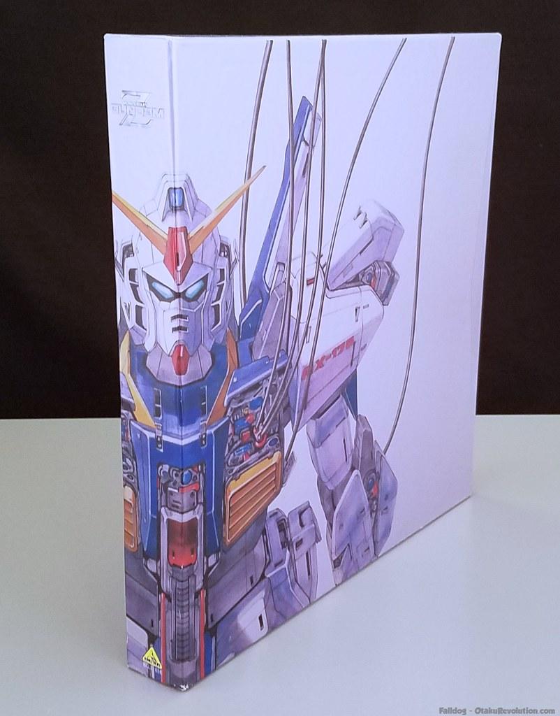 Zeta Gundam Laserdisc Box Set I 1